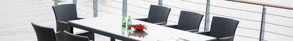 grosse rattan tisch sets rattan gartenm bel rattanm bel terrassenm bel rattanm bel. Black Bedroom Furniture Sets. Home Design Ideas