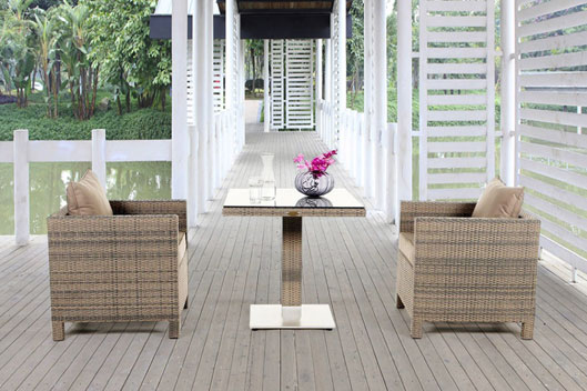 rattan tisch rattan gartentisch rattan esstisch. Black Bedroom Furniture Sets. Home Design Ideas